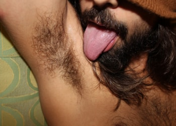 Horny Hairy Hippie