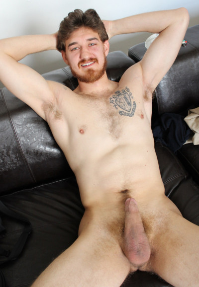 Stud With Ginger Pubes